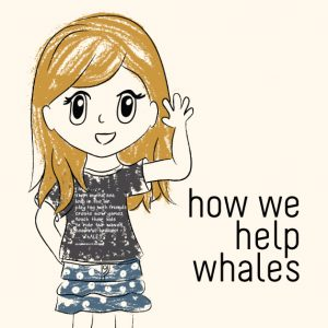 How we help whales at Trendy Little Sweethearts