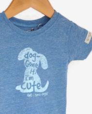 Dog Gone Cute Animal Rescue Tshirt   Trendy Little Sweethearts