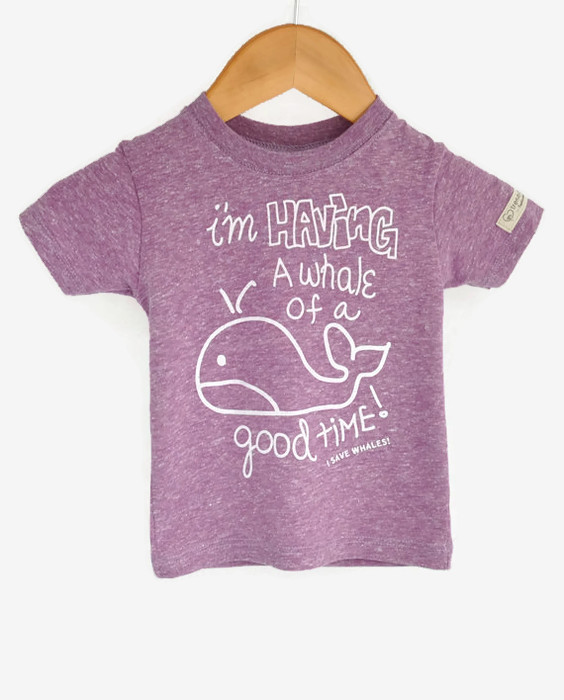 Whale of a Good Time Rescue Tee | Trendy Little Sweethearts