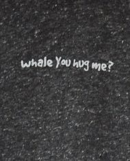 Whale You Hug Me Rescue Tee | Trendy Little Sweethearts