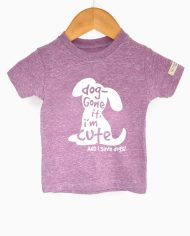 Dog-gone Cute Tshirt for Kids