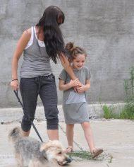 Eco-friendly Cropped Sweatpants | Save Elephants | Trendy Little Sweethearts