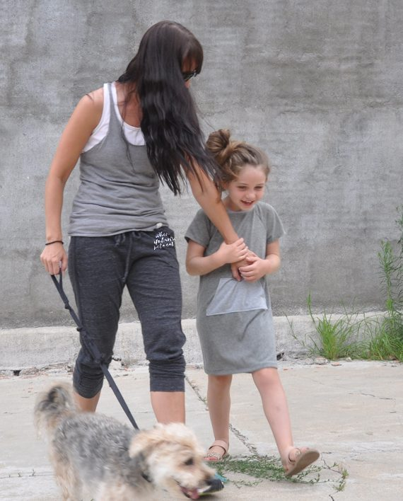 Eco Jersey Cropped Sweatpants | Cat Rescue | Trendy Little Sweethearts
