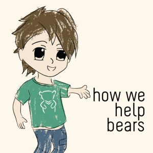 How we help bears at Trendy Little Sweethearts