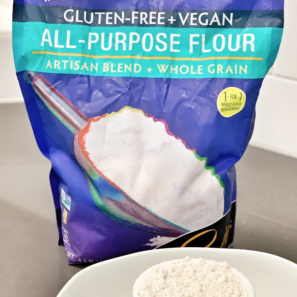 The best gluten free flour - Pamelas all purpose flour