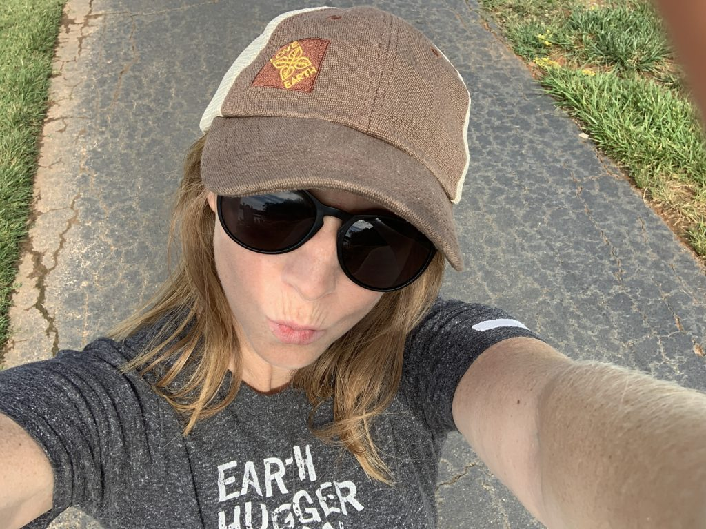 Cute trucker hat. Econscious with hemp and recycled plastic. Love + Earth   For Animals For Earth