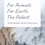 Welcome to the For Animals For Earth Podcast. Listen to see if this is the show for you.
