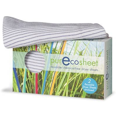I love using these eco conscious dryer sheets to soften my clothes! | For Animals For Earth