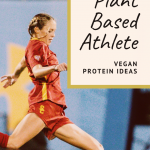 Discover ideas with Jessica Haidet for plant based athletes to get the protein they need. | For Animals For Earth