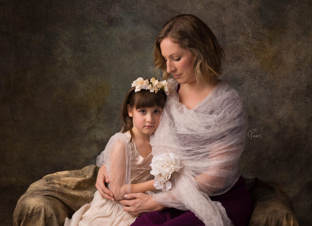 Compassion as displayed through the Mother-Child Project of Katherine Katsenis of Panos Productions Photography. From episode 9 of the For Animals For Earth Podcast