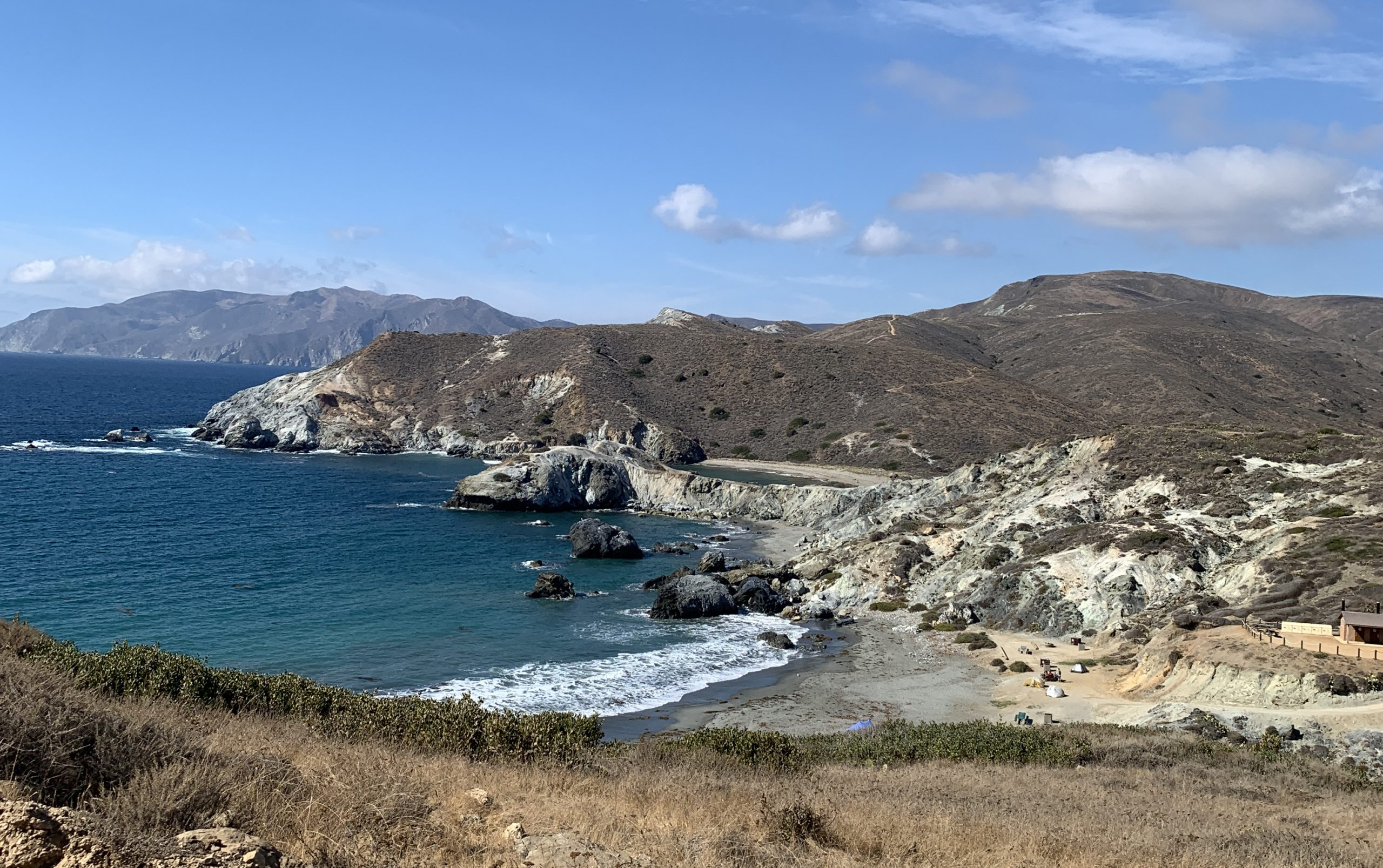 Island of Catalina Conservancy does an amazing tour of the undeveloped parts of the island. We learned about the endemic and invasive species, and the work they're doing to protect the island.   For Animals For Earth