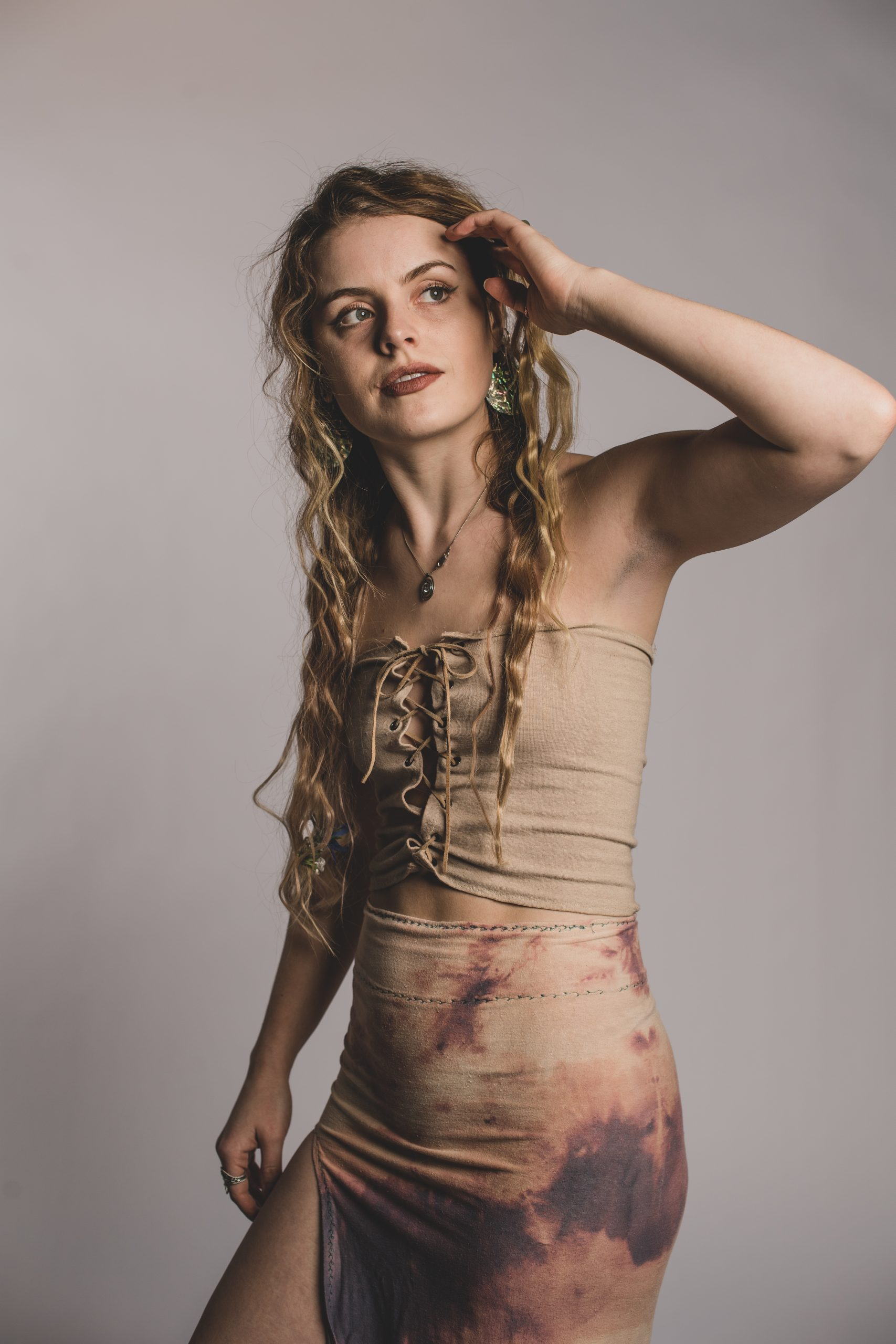 Lindsey Biondo joins me to talk about her new sustainable slow fashion line called Violet Revolt. Each piece is hand sewn, on certified organic plant fabrics that have been naturally dyed. A portion of proceeds goes to help Wildlife Conservation.