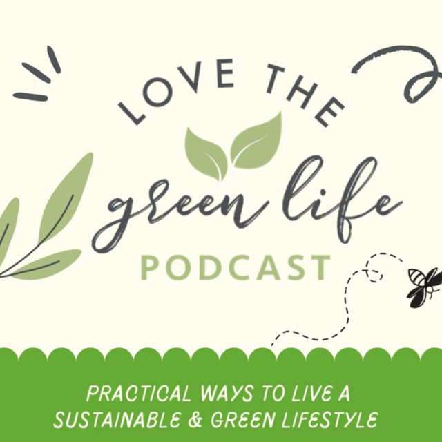 Animal Reiki and Connection with Brandy Heyde Montague on the Love the Green Life Podcast